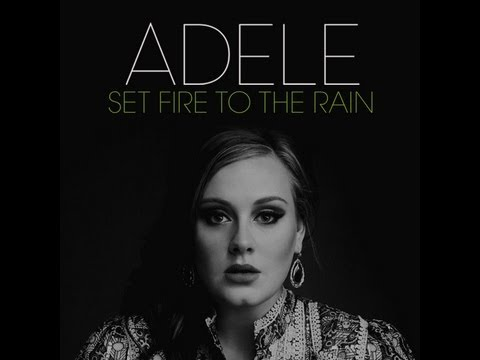(New) Adele-set fire to the rain-live at the royal albert hall(cd ver)