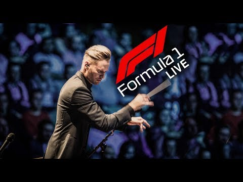 (New) Formula 1 theme live in concert by brian tyler