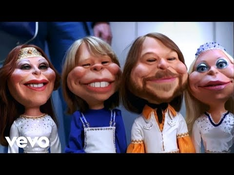 (New) Abba - the last video (official video)