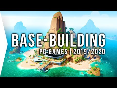 (New) 10 new upcoming pc base-building games in 2019 e 2020 ► strategy builder simulation e management!