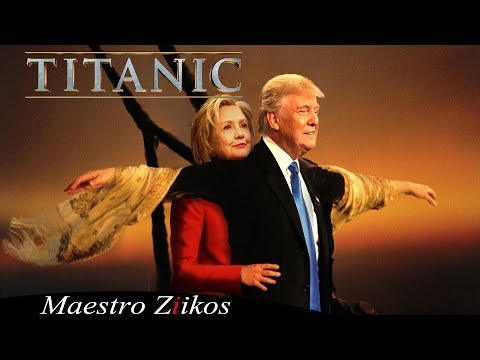 (VFHD Online) Trump sings titanic ( my heart will go on ) by celine dion