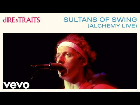 (New) Dire straits - sultans of swing (alchemy live)