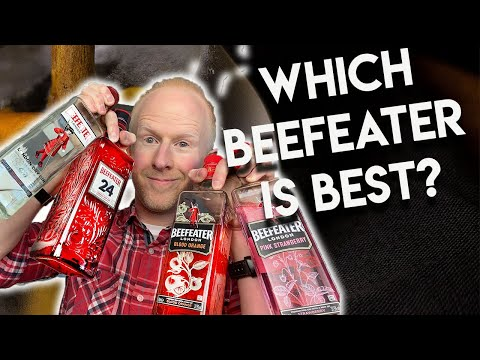 (New) Which is the best beefeater gin?