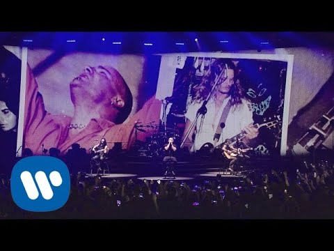 (New) Disturbed - hold on to memories [official live video]