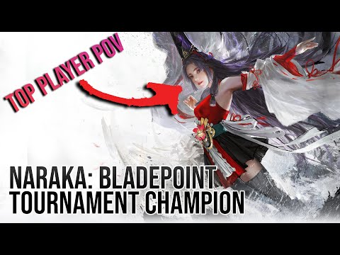 (New) Mime - naraka: bladepoint highlights || nas only tournament winner and solo leaderboard rank#2