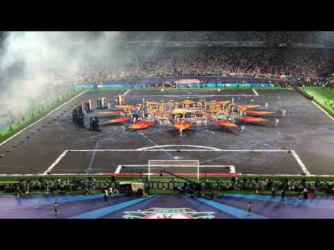 (New) Champions league final opening ceremony. kiev 26 05 2018