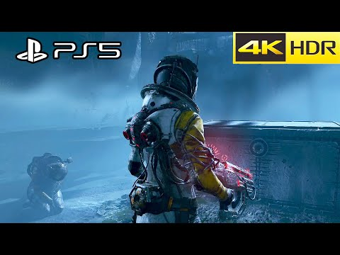 (New) Returnal - ps5 4k 60fps hdr + ray tracing gameplay