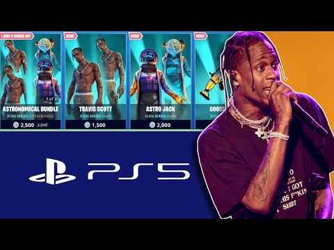 (VFHD Online) Travis scott release date in fortnite - travis scott e ps5 deal changes everything!! here is why!