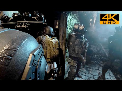 (New) Endeavour | realistic next-gen ultra graphics gameplay [4k uhd 60fps] call of duty