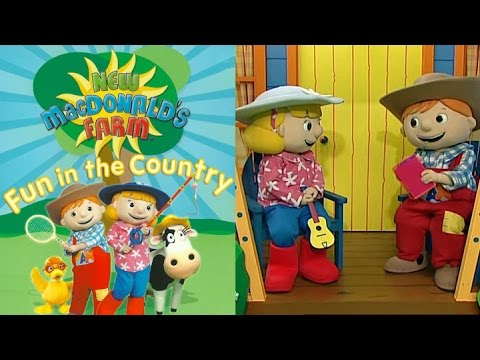 (New) New macdonalds farm | fun in the country | full episode