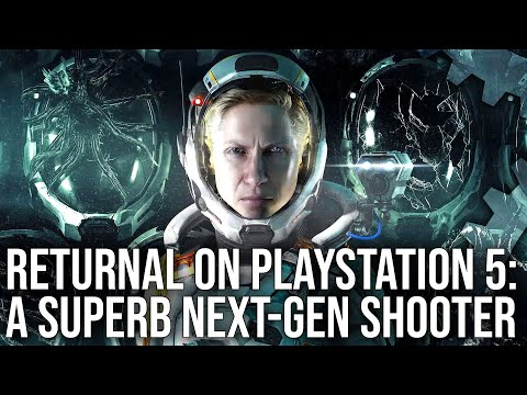 (New) Returnal: housemarque pushes playstation 5 hard - with spectacular results