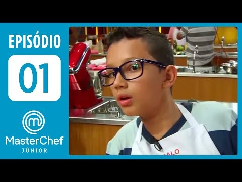 (New) Masterchef júnior brasil | ep 1 | temp 01