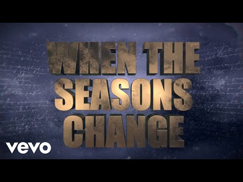 (New) Five finger death punch - when the seasons change (lyric video)