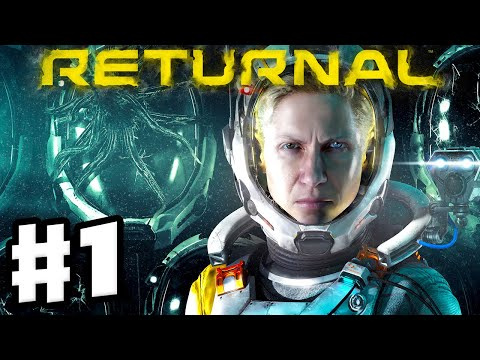 (New) Returnal - gameplay walkthrough part 1 - break the cycle! (ps5)
