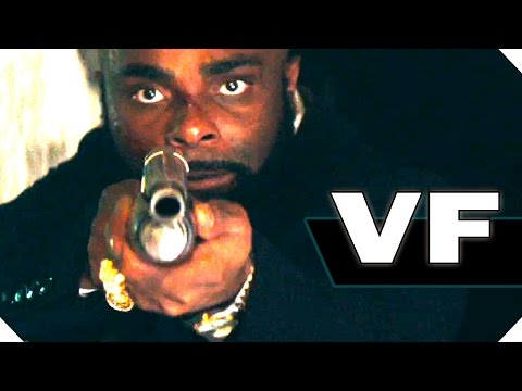 (New) Overdrive bande annonce vf (kaaris dans un fast e furious like !) - film 2017