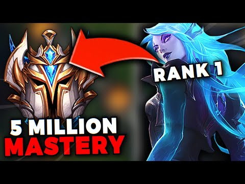(New) Katevolved | when a 5,000,000+ mastery katarina pops off in challenger