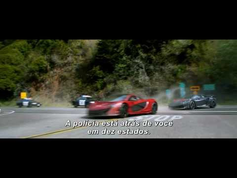 (New) Need for speed -- o filme - trailer