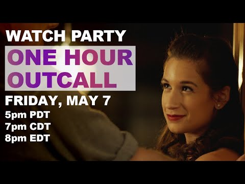 (New) One hour outcall live watch party