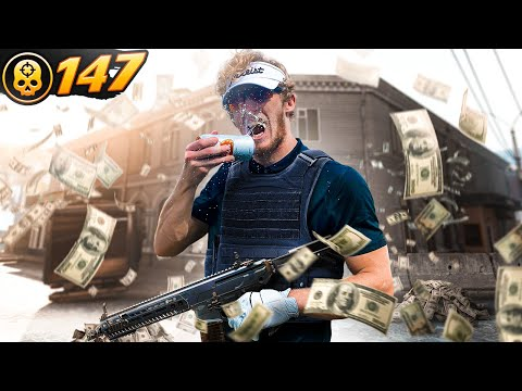 (New) How we won $30,000 with 147 kills in warzone...