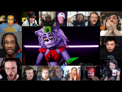 (Ver Filmes) Everybody react to five nights at freddys: security breach - trailer | state of play trailer