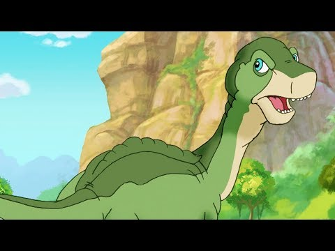 (New) Land before time | the big longneck test | videos for kids | kids movies