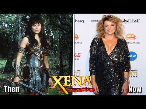(New) Xena warrior princess (1995) cast then and now ★ 2020 (before and after)