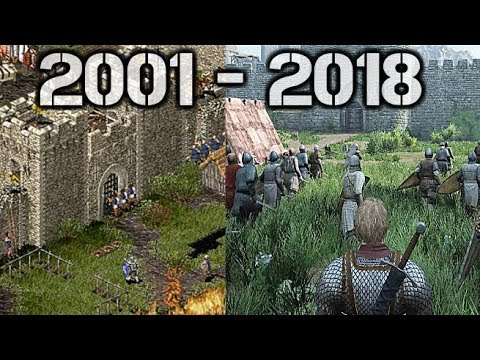 (New) Evolution of stronghold 2001 - 2020