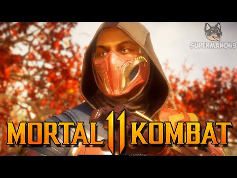 (New) Brutality hunting with ermac rain - mortal kombat 11 rain gameplay