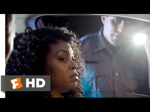 (New) No good deed (2014) - getting pulled over scene (7 10) | movieclips