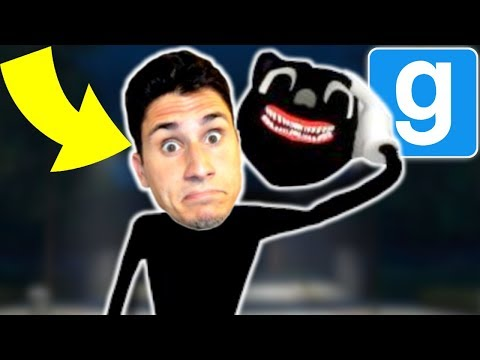 (New) I became cartoon cat! | funny gmod gameplay