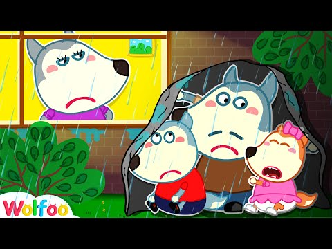 (New) Sorry mommy! - funny stories about wolfoo family - wolfoo kids stories | wolfoo family kids cartoon