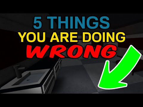 (HD) 5 things you are doing wrong when building a map || piggy buildmode tips e tricks || roblox piggy