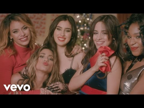 (VFHD Online) Fifth harmony - all i want for christmas is you (official video)