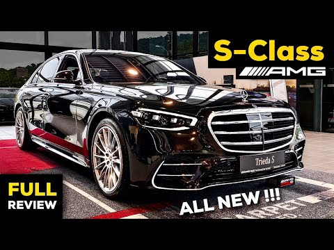 (New) 2021 mercedes s class amg new full in-depth review exterior interior infotainment mbux