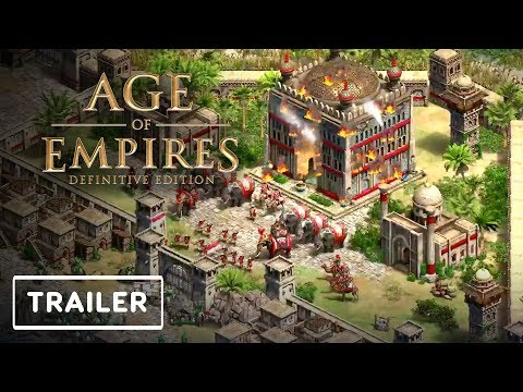 (New) Age of empires 2: definitive edition - launch trailer | x019