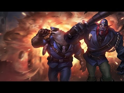 (New) Trundle the troll trying top - patch 6.4 - season 6
