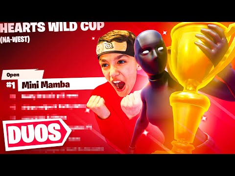 (Ver Filmes) 13 year old plays in first pro duos cup fortnite tournament!