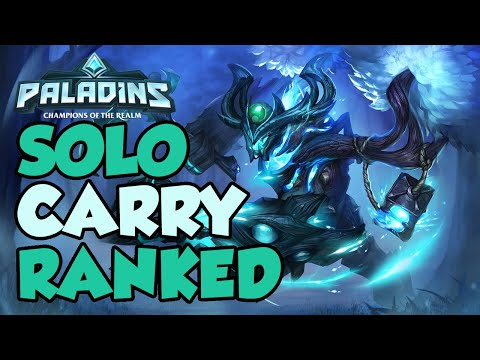 (New) Grover paladins best solo carry champion getting buffed!