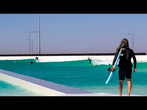 (Ver Filmes) Is this australia's best wave pool? urbnsurf updated review wave pool melbourne