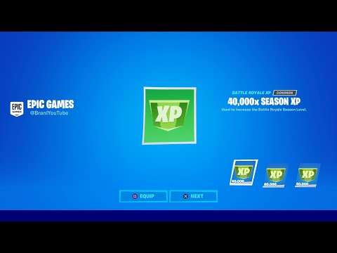 (New) How to level up fast in fortnite chapter 2 season 4!
