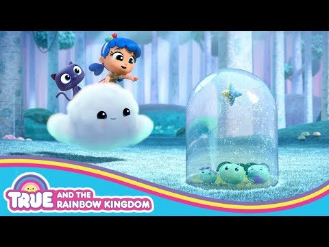 (New) Shoompee saves the forest critters | true winter wishes | true and the rainbow kingdom