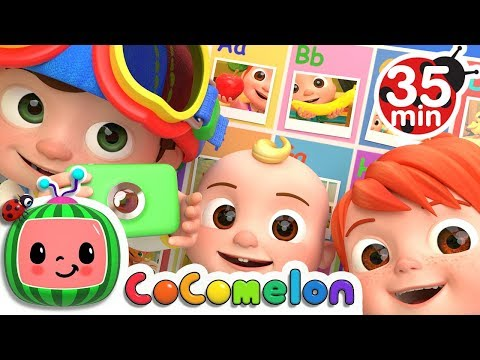 (Ver Filmes) Abc phonics song + more nursery rhymes e kids songs - cocomelon