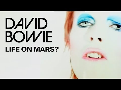 (HD) David bowie – life on mars? (official video)