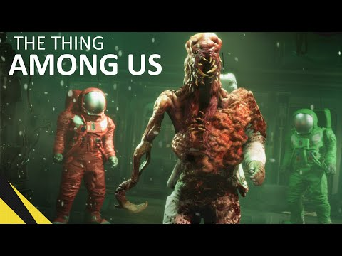 (New) The thing among us   animation movie