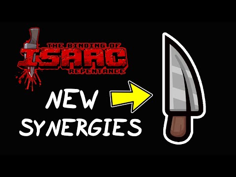 (Ver Filmes) New moms knife synergies in repentance! - the binding of isaac: repentance