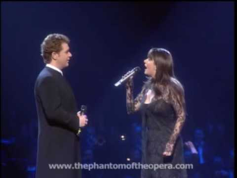 (New) Michael ball and sarah brightman - all i ask of you