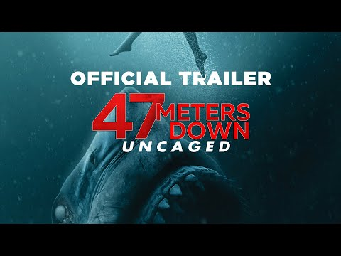 (New) 47 meters down: uncaged   final trailer - in theaters aug. 16