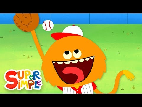 (Ver Filmes) Take me out to the ball game | kids songs | super simple songs