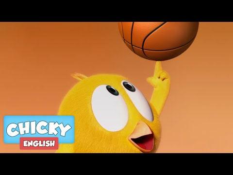 (New) Wheres chicky? funny chicky 2020 | basketball | chicky cartoon in english for kids