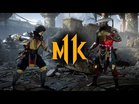 (Ver Filmes) Mortal kombat 11 - scorpion vs. raiden (very hard)